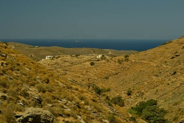 (For Sale) Land Agricultural Land  || Cyclades/Kea-Tzia - 4.050 Sq.m, 150.000€